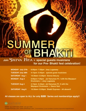 bhakti classes