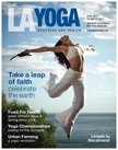 LA Yoga April 2011 Cover