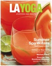 LA Yoga July/Aug 2011 Cover