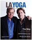 LA Yoga Oct 2011 Cover