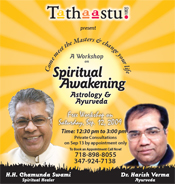 Free Spiritual Awakening Workshops