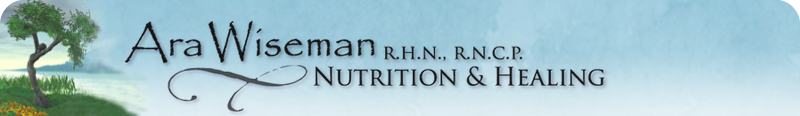 Ara Wiseman Nutrition & Healing