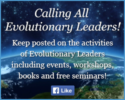Like Evolutionary Leaders on Facebook