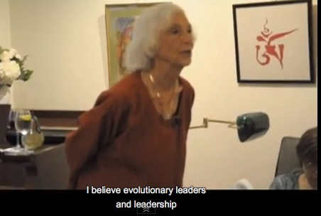 Barbara Marx Hubbard Video