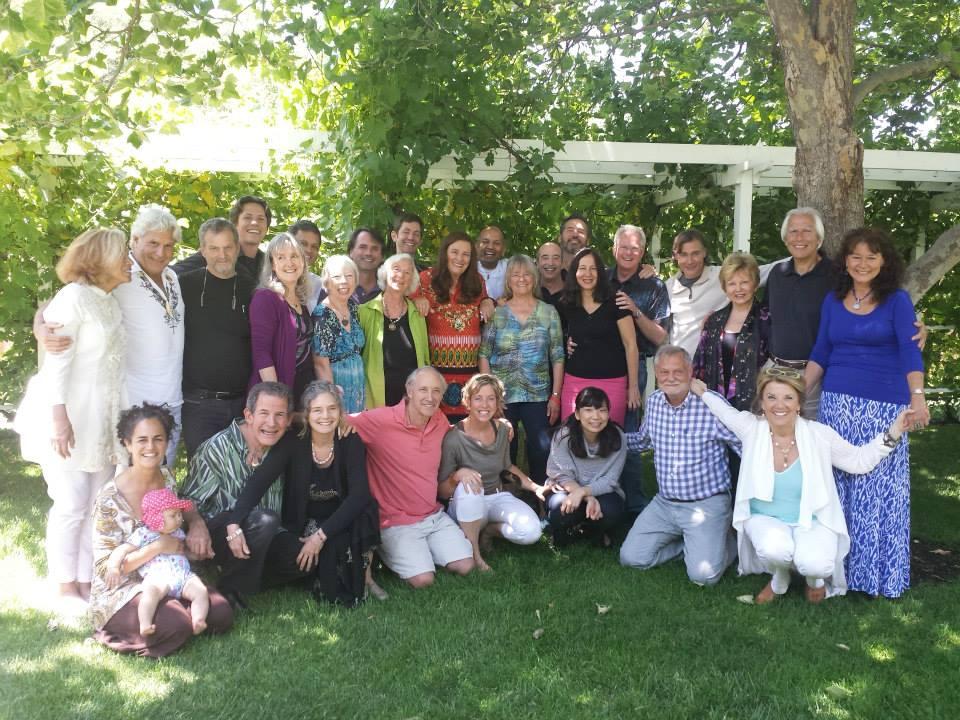 Evolutionary Leaders Retreat 2014