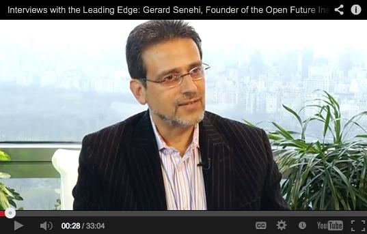Gerard Senehi Interview