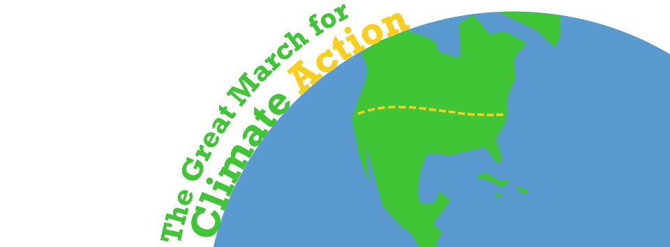 Great March for Climate Action