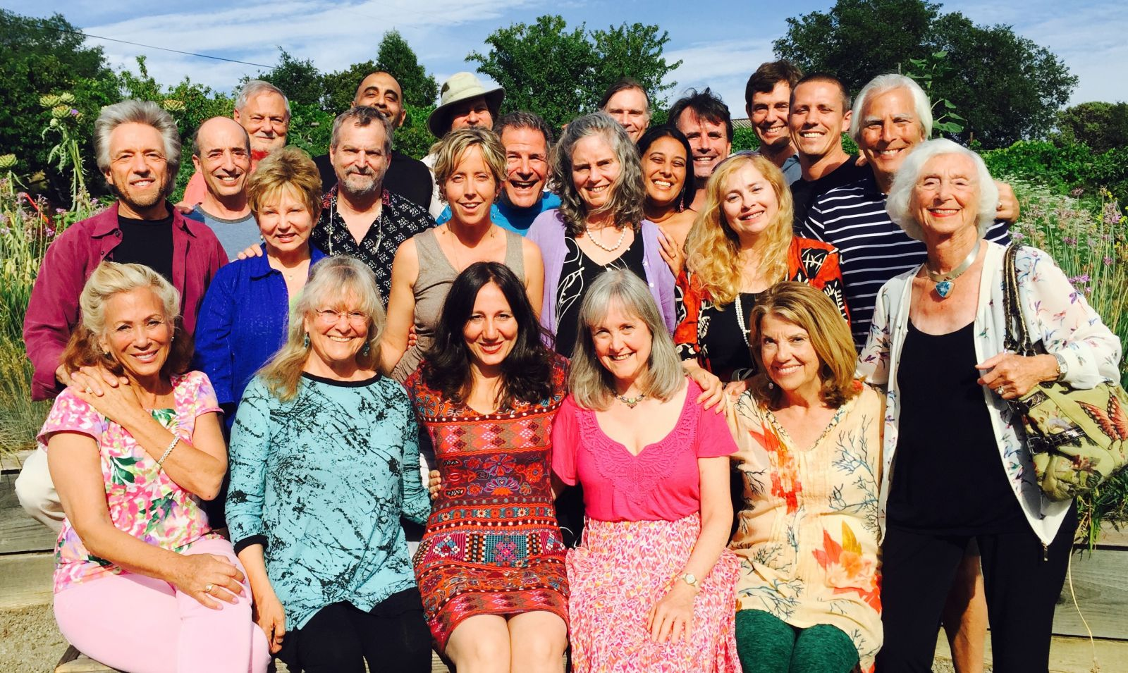 2015 Evolutionary Leaders Retreat