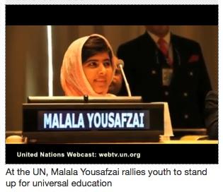 Malala Day at UN