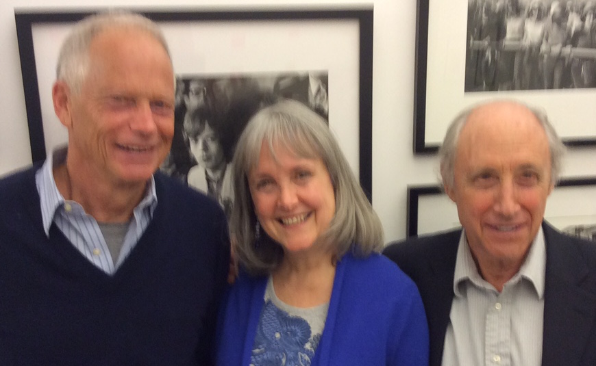 Mark Gerzon, Deborah Moldow & John Steiner