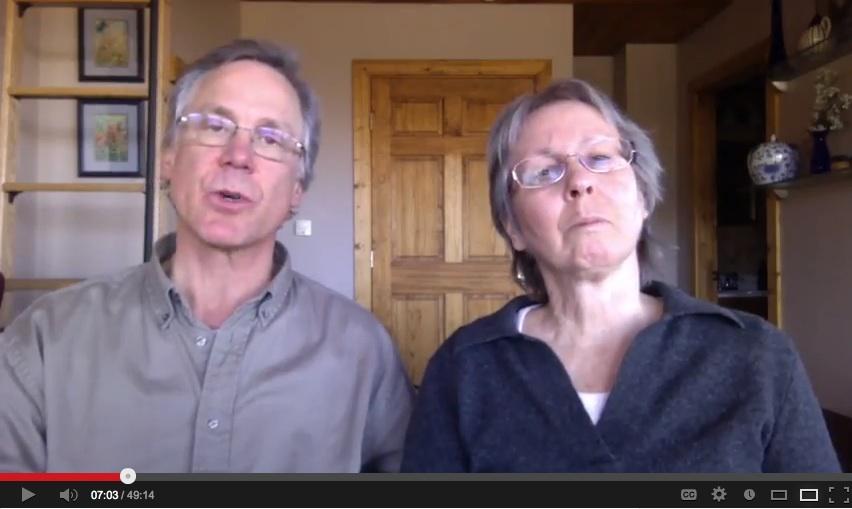 Michael Dowd & Connie Barlow