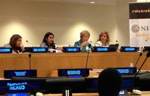 Nexus Panel at United Nations