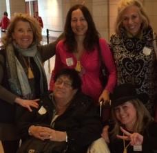 SOSF Board Members in DC