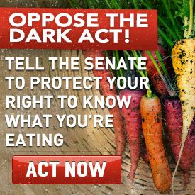 Oppose the DARK Act