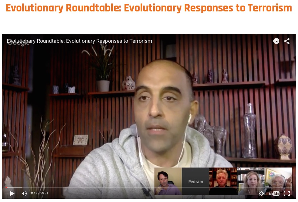 Pedram Shojai Hosts Evolutionary Roundtable