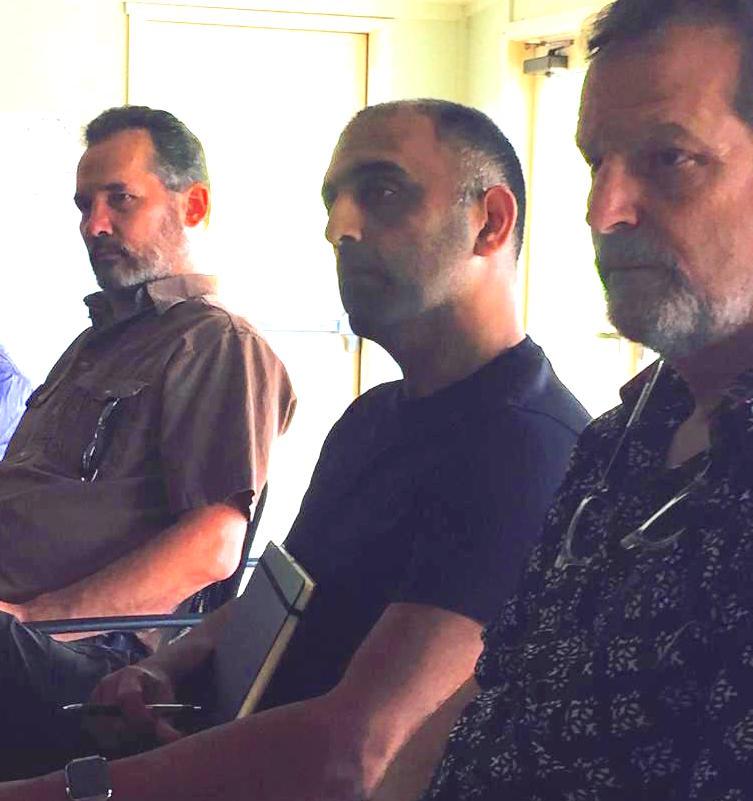 Tim Kelley, Pedram Shojai, Daniel Stone