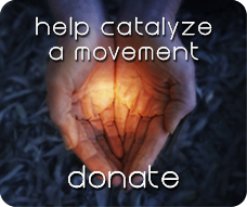 Help Catalyze a Movement - Donate