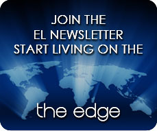 Join the EL Newsletter - Start Living on the Edge