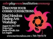 Mari Mendoza Healing Workshop