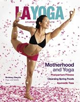 LA Yoga May 2012 Cover