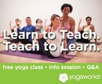 Yoga Works Teacher Training