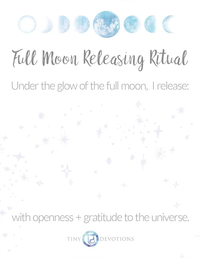 Full Moon Gemini Ritual