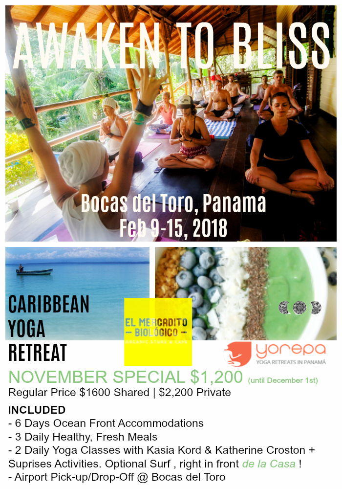Yoga Retreat in the Caribbean