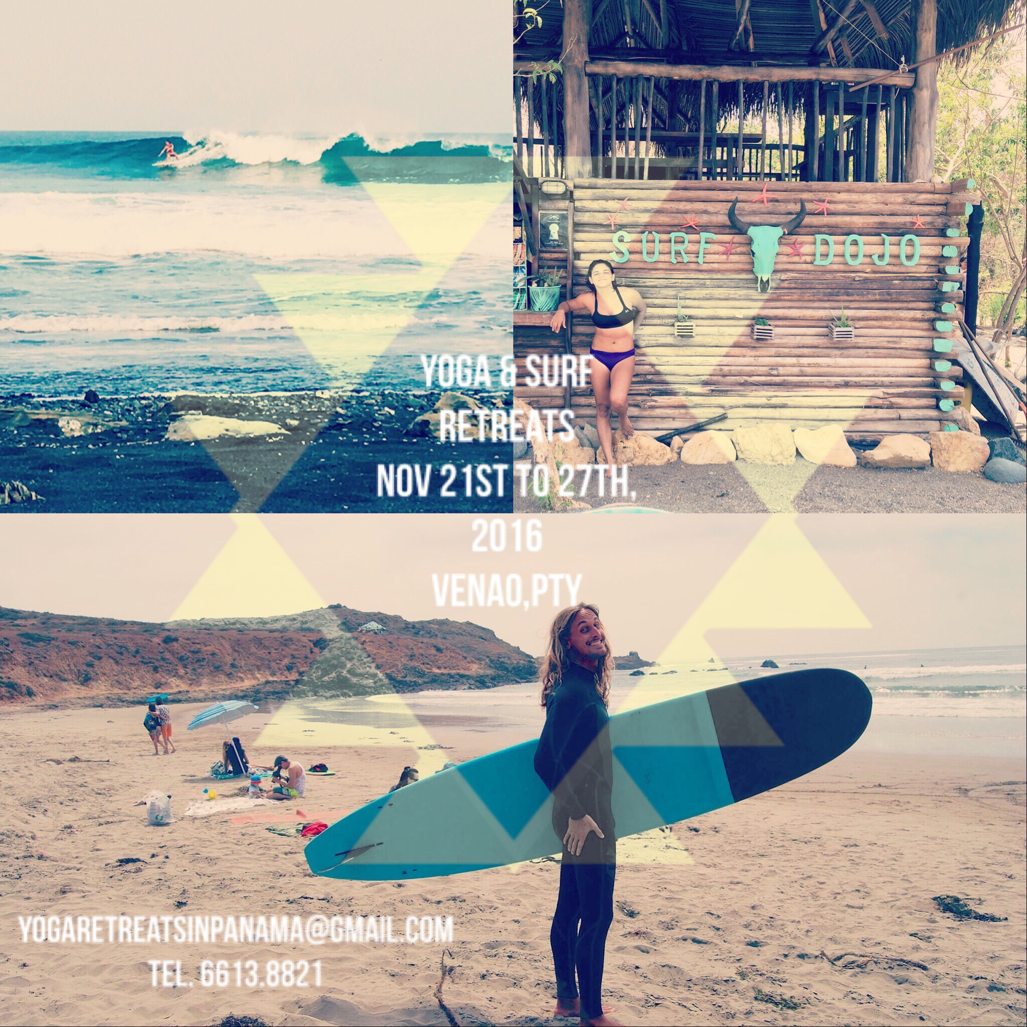 Yoga & Surf Special !