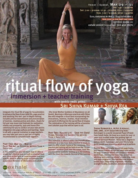 ritual flow